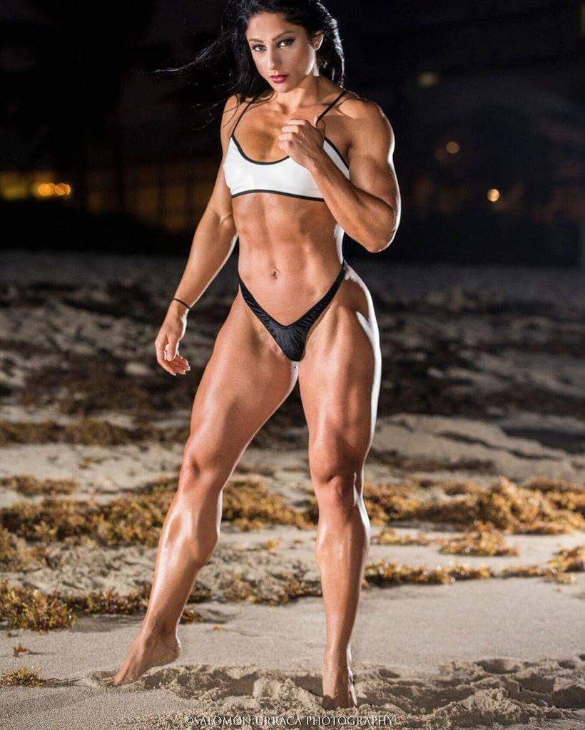 Bodybuilder female tgp