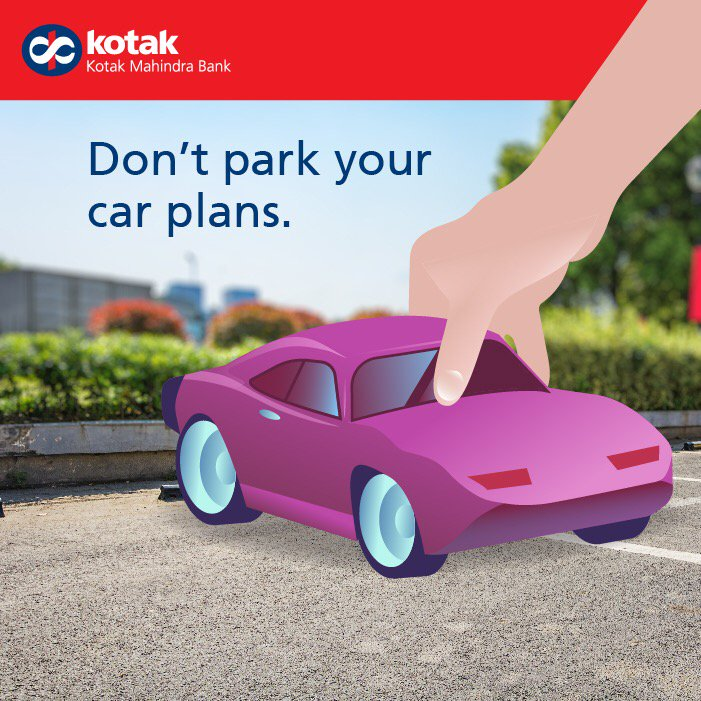 Kotak Mahindra Bank On Twitter Don T Put Your Dream Car On Hold Avail A Car Loan From Kotak Mahindra Prime Ltd And Get Up To 90 Of The Car Value T C Apply