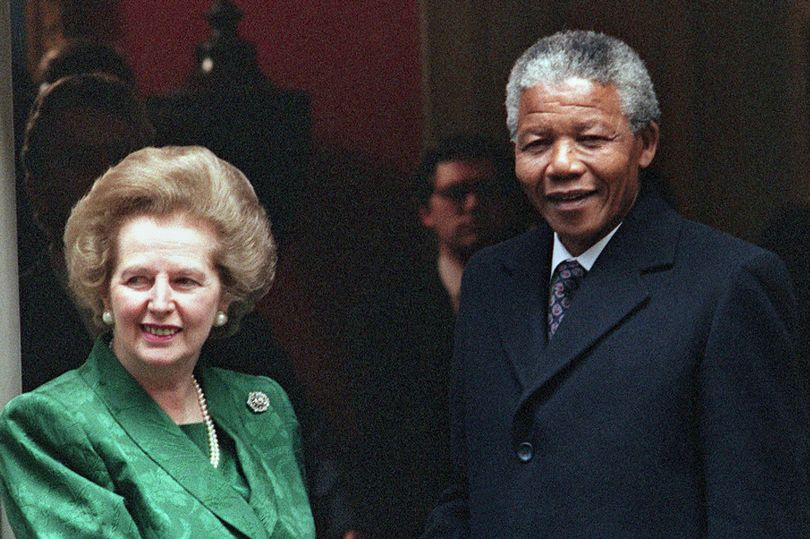 Margaret Thatcher 'wanted whites only South Africa' and 'xenophobia' was common at her cabinet meetings   https://t.co/1aHG0F2AHU