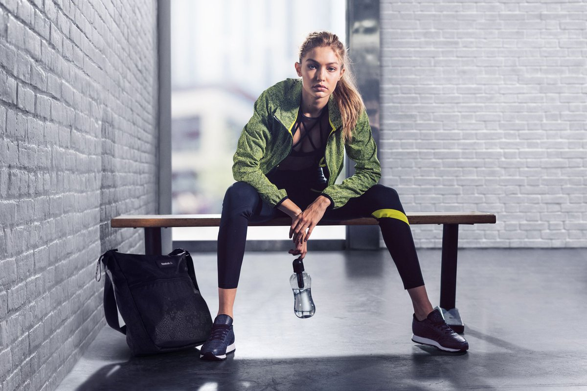 Check Out Reebok's New Campaign Featuring Ariana Grande and Gigi Hadid  https://t.co/aI8Qk7l2hD