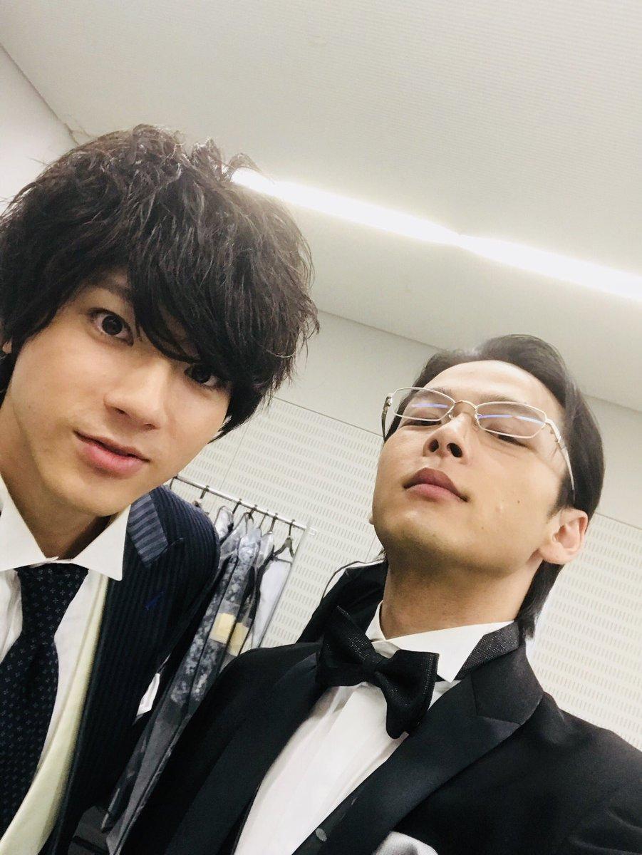 """中村倫也 on Twitter: """"山田裕貴..."""