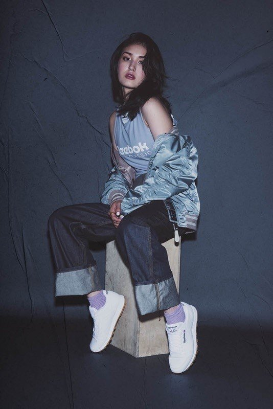 eb0ced700 ... individuals like Ariana Grande and Gigi Hadid In addition, Jeon Somi  has become Korea's first global model for Reebok ...
