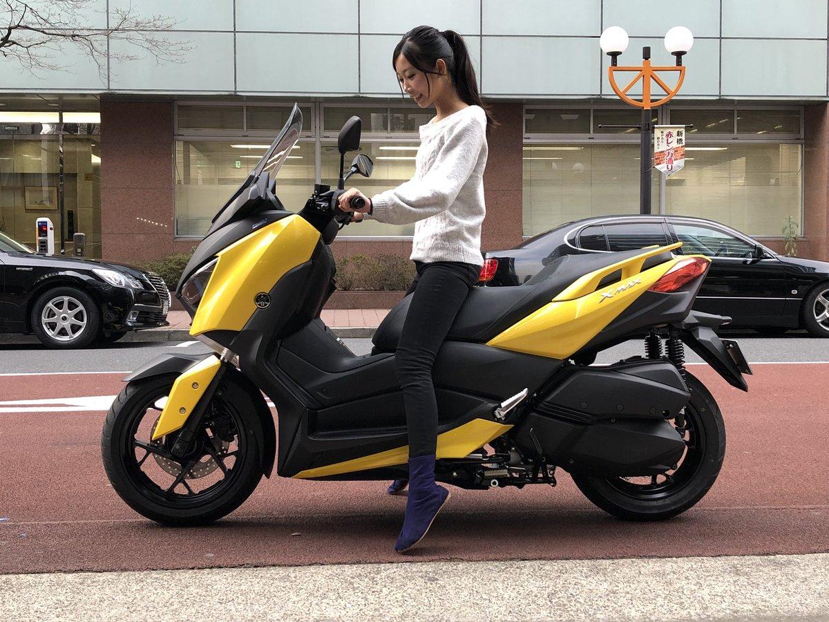 オートバイ編集部 1月13日レン耐 on twitter 足つきステラ ヤマハ