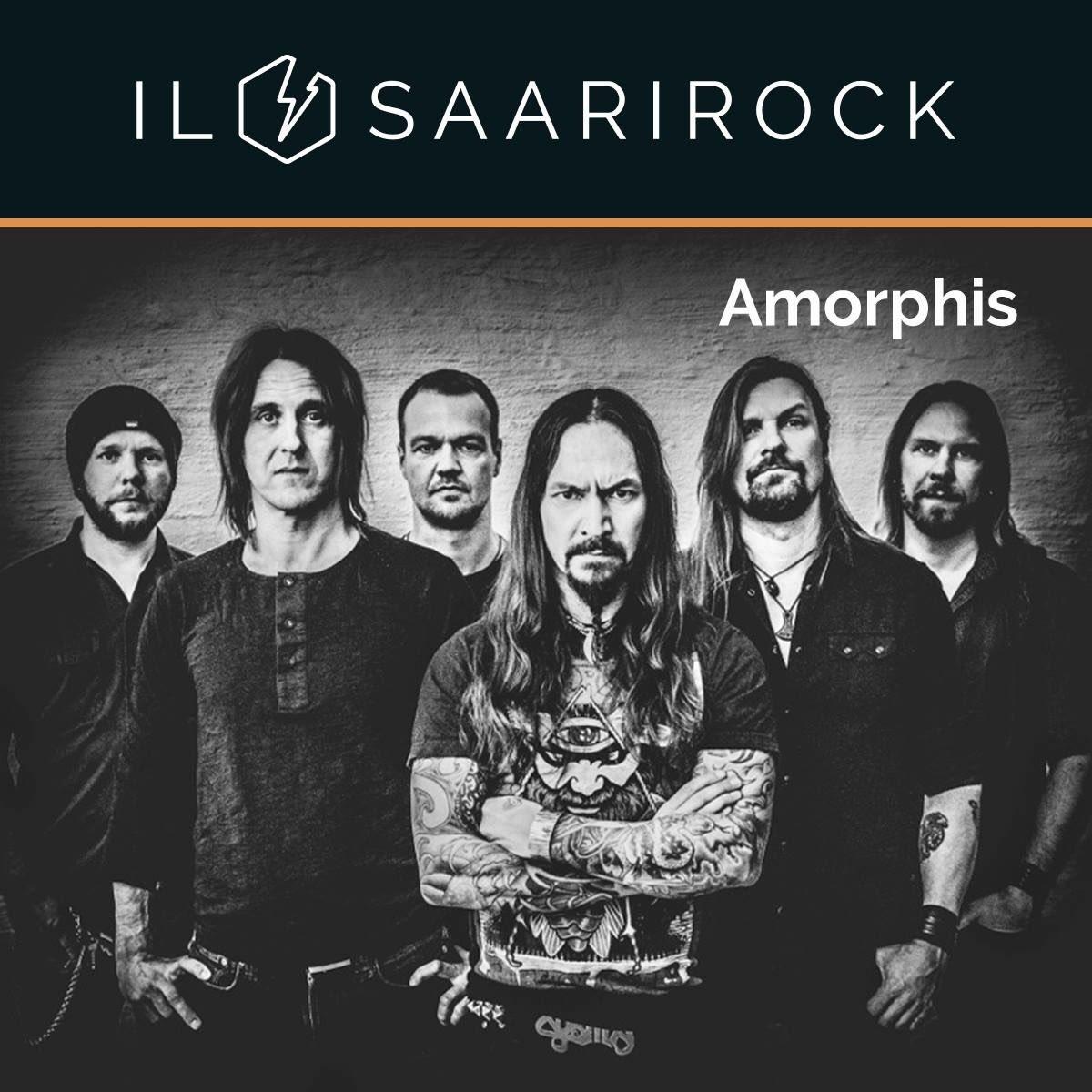 Joensuu @Ilosaarirock 13.-15.7.2018 🇫🇮🤘#amorphis #ilosaarirock https://t.co/09FeuDUia1