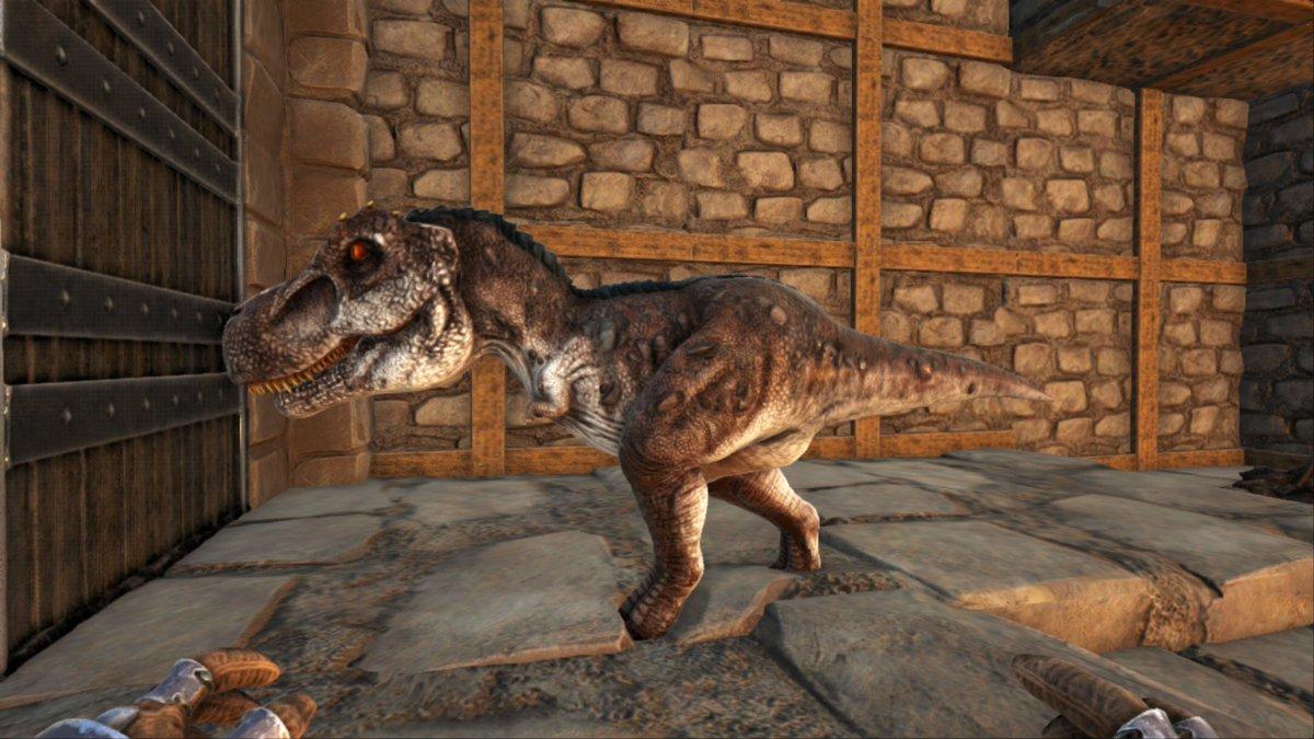 アーク ティラノサウルス