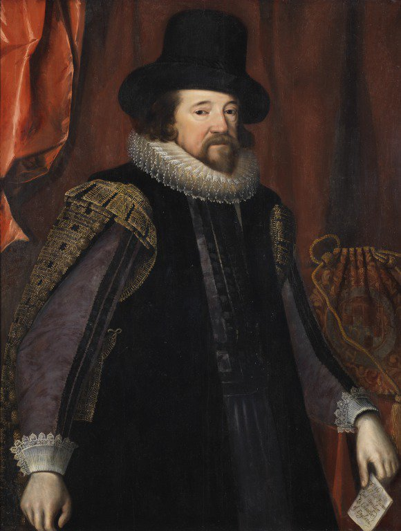 Francis Bacon, known as the father of scientific method, was born #onthisday in 1561 https://t.co/2ZHLPA0CLA