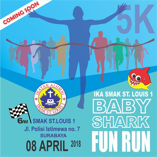 Baby Shark Fun Run • 2018