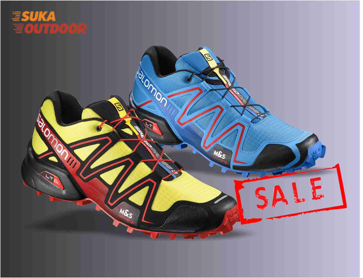 info for 2348a 6b534 ... Yellow, and Light Blue for women s model. Salomon Speedcross Pro and  Fellraiser is also on sale. Get them while they last ! . http   bit.ly SO- SALOMON ...