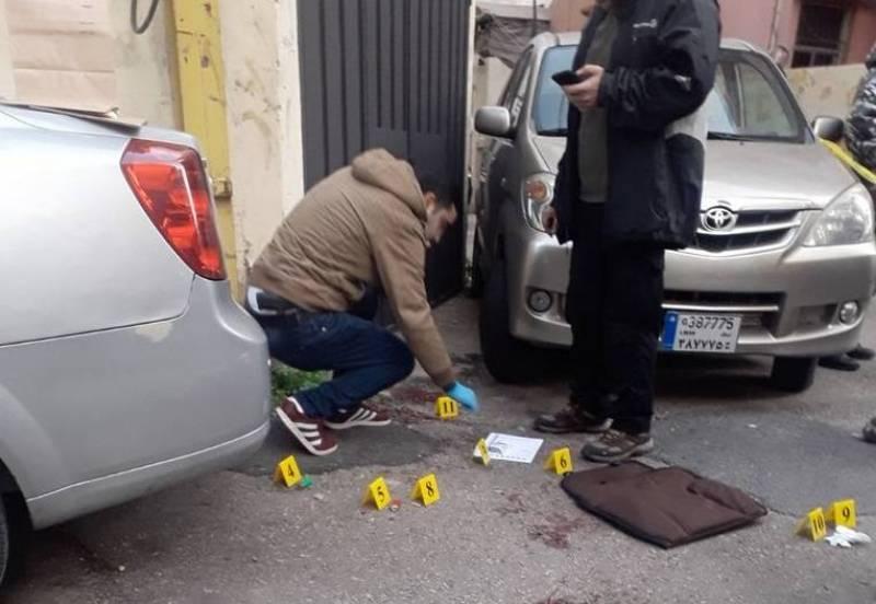 Abattue par son mari en pleine rue à Beyrouth La dernière d'une longue liste de violences contre les femmes au Liban (L'Orient Le Jour, Liban) «photo de la scène du crime» https://t.co/1xFNPaUAXX