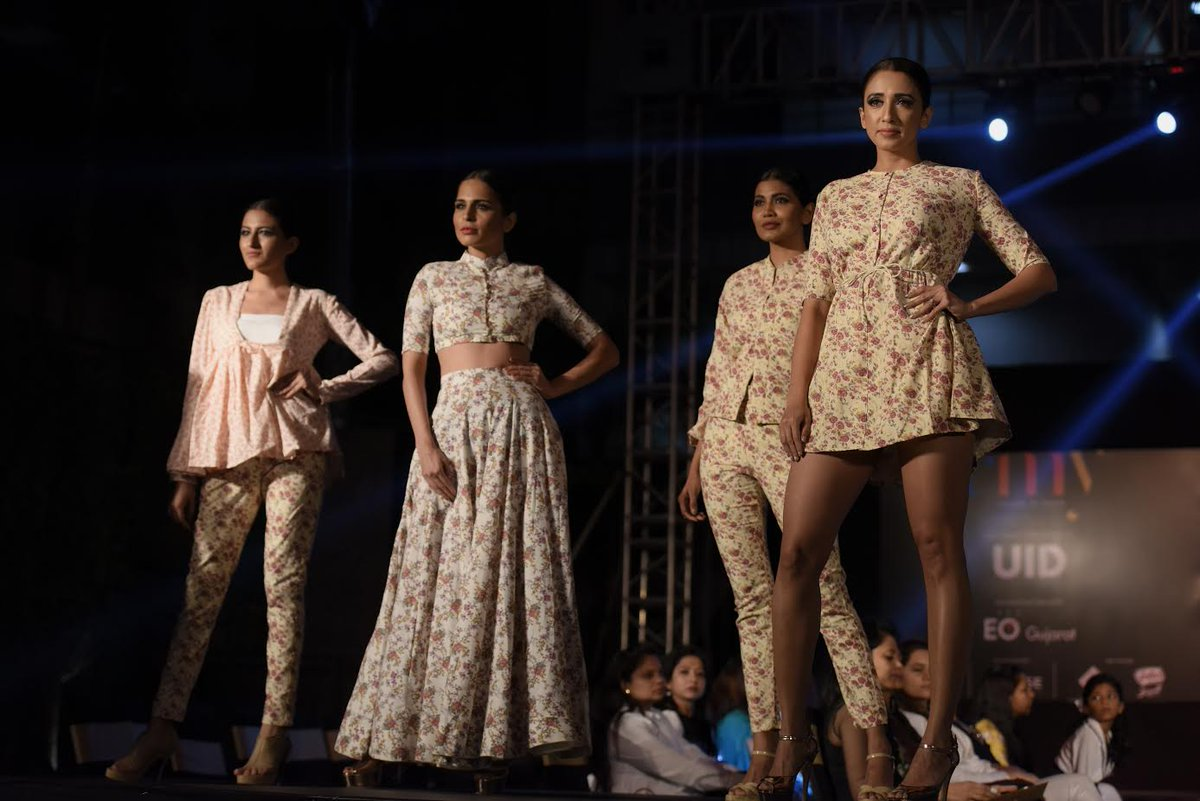Ahmedabad Based Unitedworld Institute Of Design Launches Its Own Apparel Brand Colour Me Young Deshgujarat