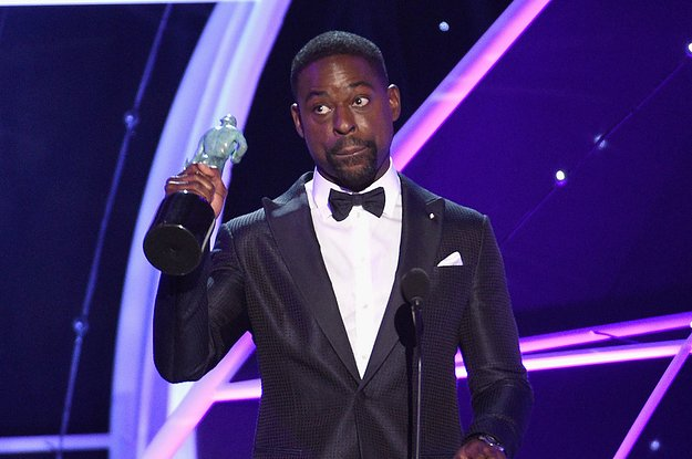 Sterling K. Brown made history at the 2018 SAG Awards and gave an amazing speech https://t.co/GBv9Pq0LYx