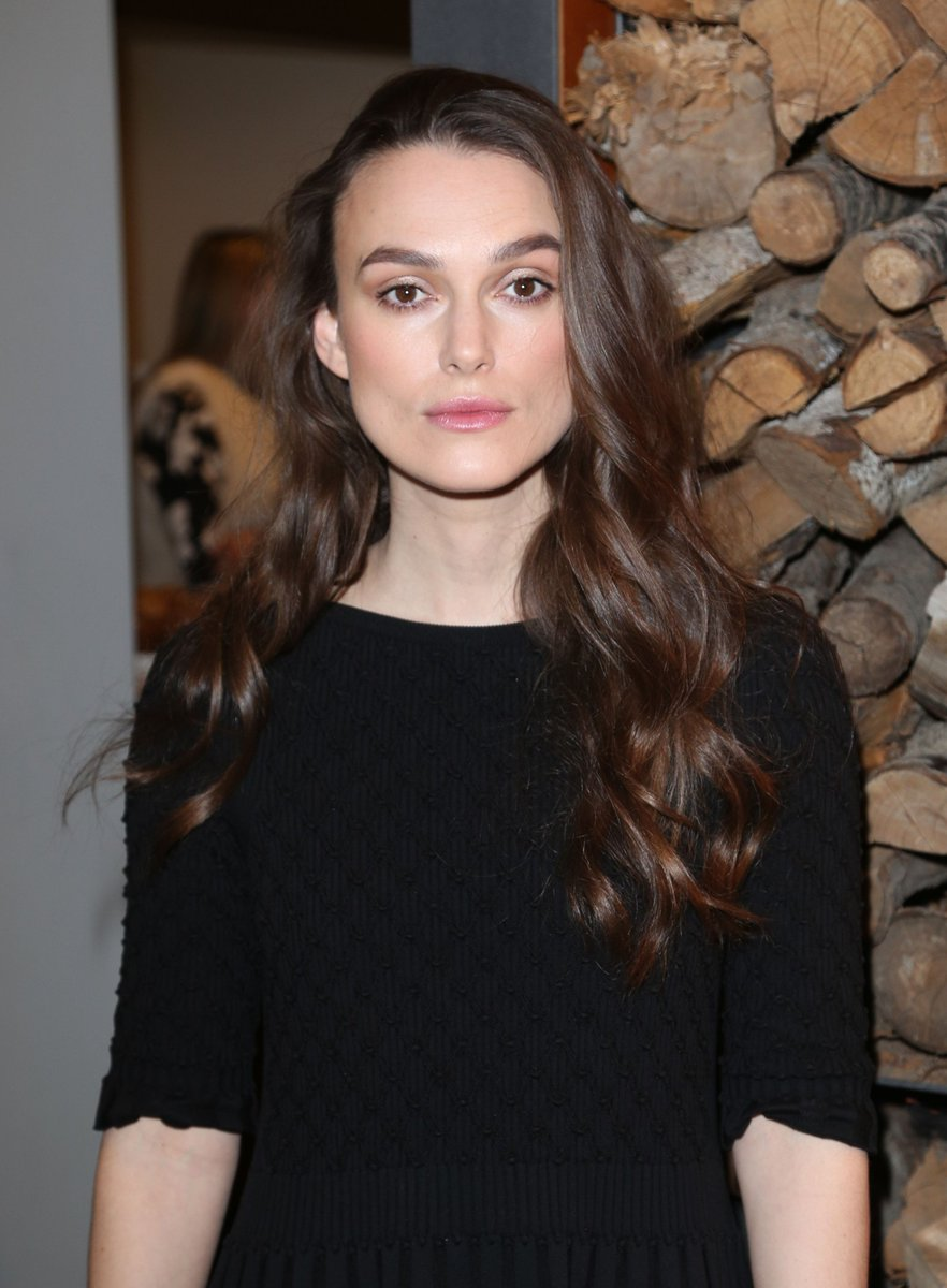 Keira Knightley on Twi...