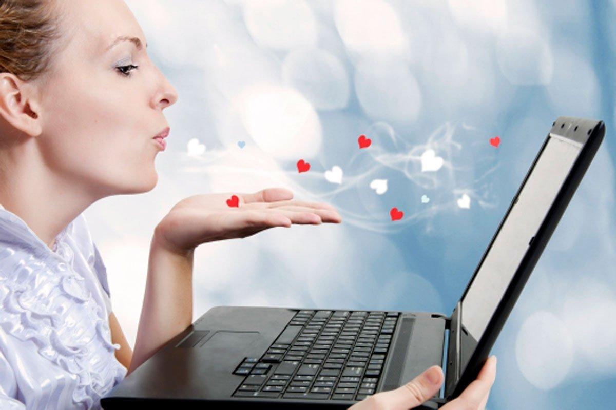 виртуальное общение с девушкой онлайн