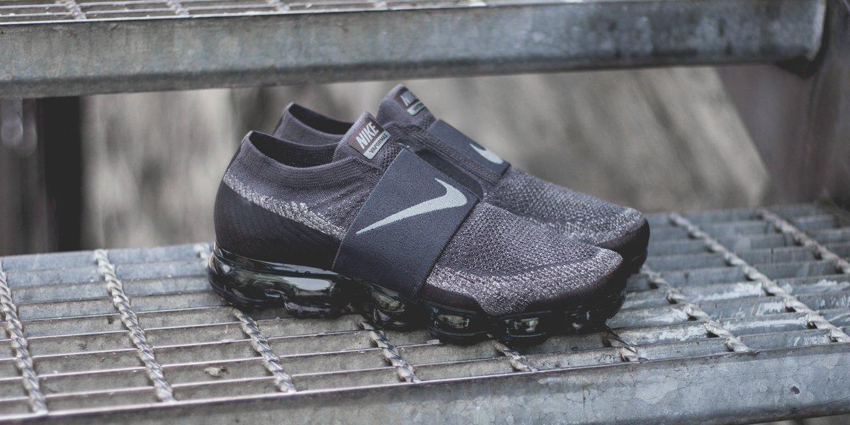 The Nike Air VaporMax Flyknit Moc