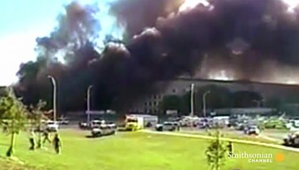 This priest witnessed the 9/11 Pentagon plane crash. @SmithsonianChan 'Air Disasters - The Pentagon' https://t.co/QgrjswDzwI