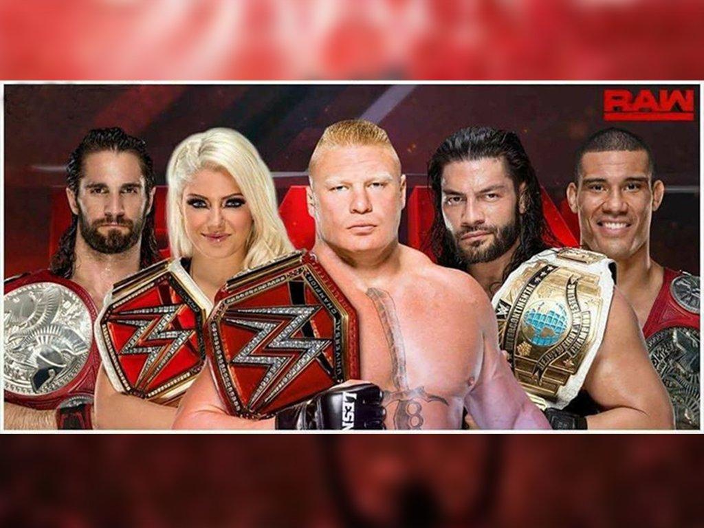 Veja o WWE RAW desta segunda-feira no APP FOX Sports  ↪ https://t.co/lSjbslnqYS