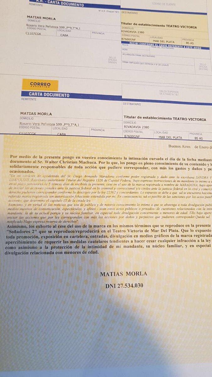 ট ইট র Derecho Enzapatillas Carta Documento Por