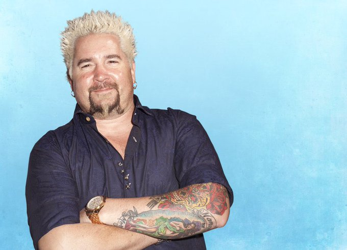 January 22 . Happy Birthday Guy Fieri . From our 2018 UNICO Heritage Calendar