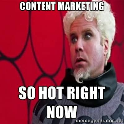 Maybe you still think content marketing is just a buzzword. Maybe you are trying to learn from others by emulating what works for them.  Contact a member of our team today https://buff.ly/2mVSw2E   #content #marketing #disruptdigital