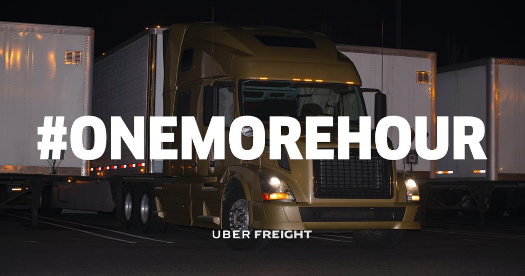 Uber Freight on Twitter: