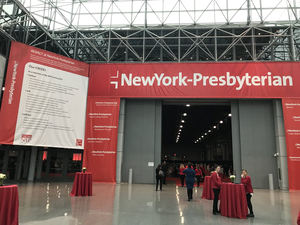 """NewYork-Presbyterian on Twitter: """"Glad to have you with us for ..."""