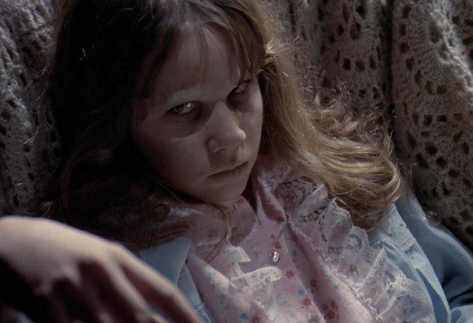 """Happy bday Linda Blair! ¿La recuerdas en \""""El Exorcista?"""