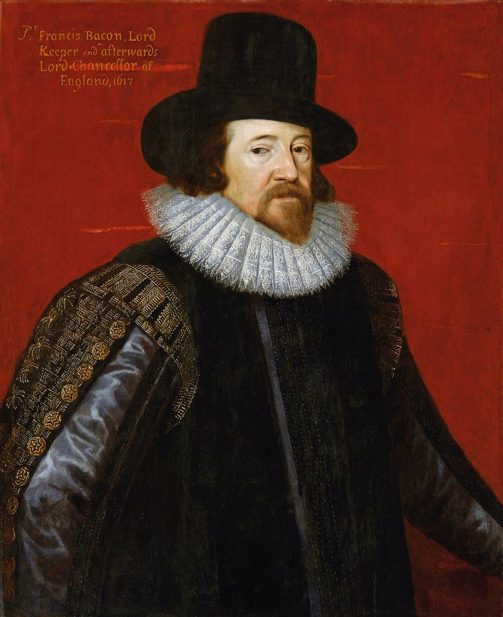 the life of sir francis bacon Francis bacon was a devout anglican remembered for his public but francis was bored with his tutors and appalled by the church life & ministry politics.