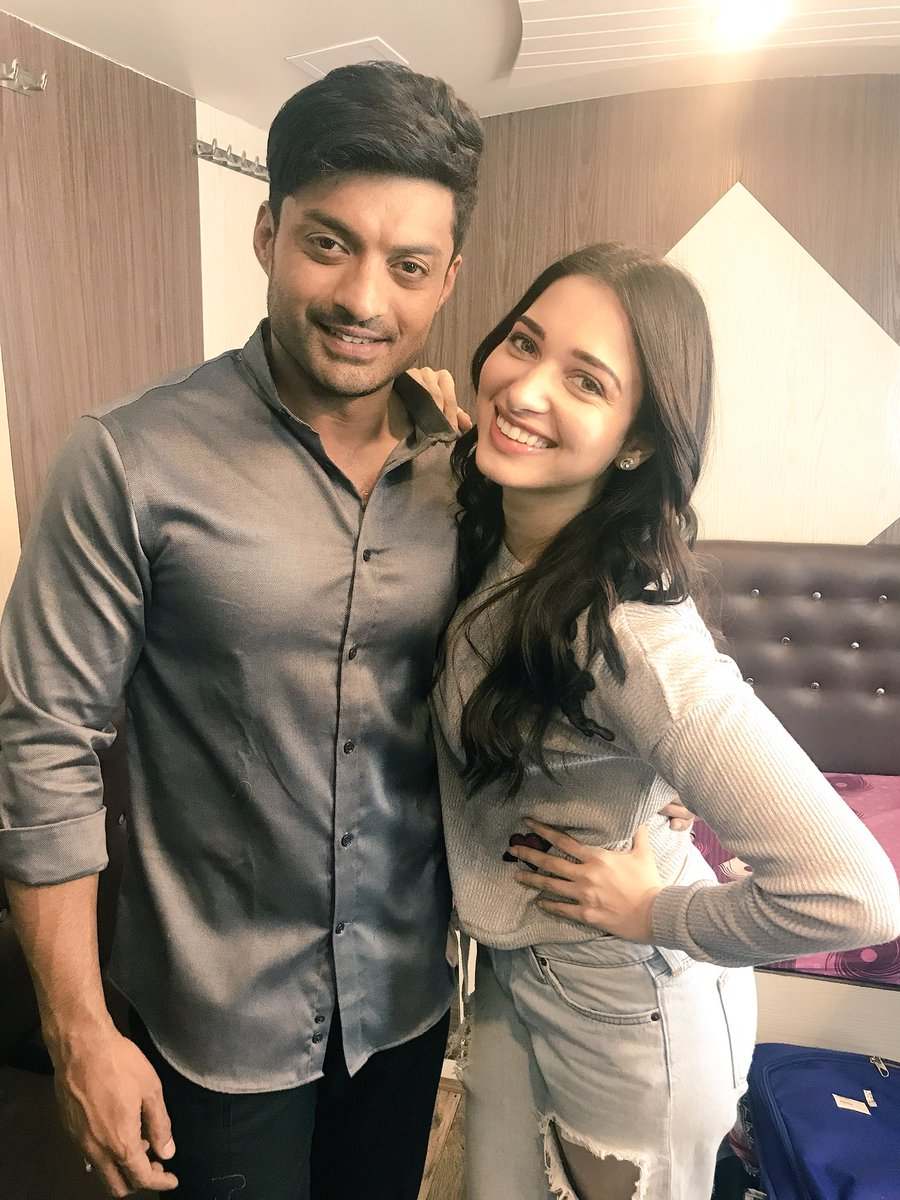 Tamanna is the sole reason behind the delay