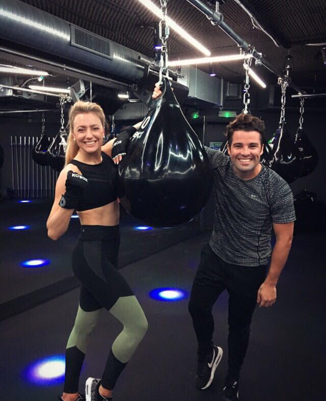 Smashed it @KOBOX cant wait to come back for another session! 👊 https://t.co/QsIm2RdVCO