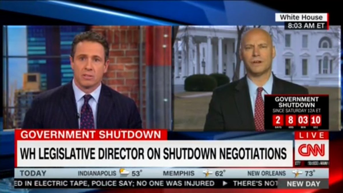 Chris Cuomo Spars With Marc Short Over Trump Ad Painting Undocumented Immigrants 'As Monsters' https://t.co/YpLNJGhbsD (VIDEO)