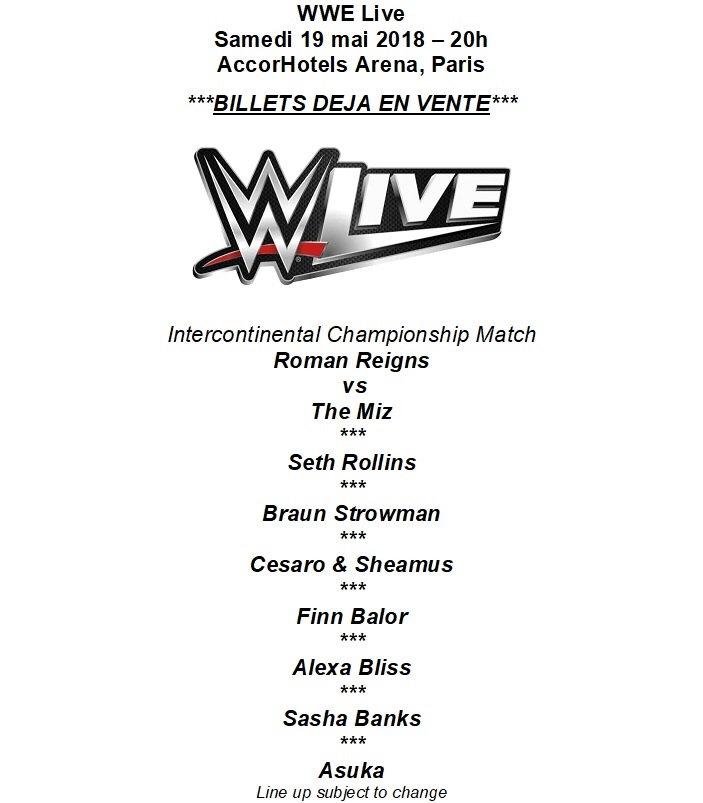La WWE en France !  - Page 6 DUJvr0HXkAEzPXu