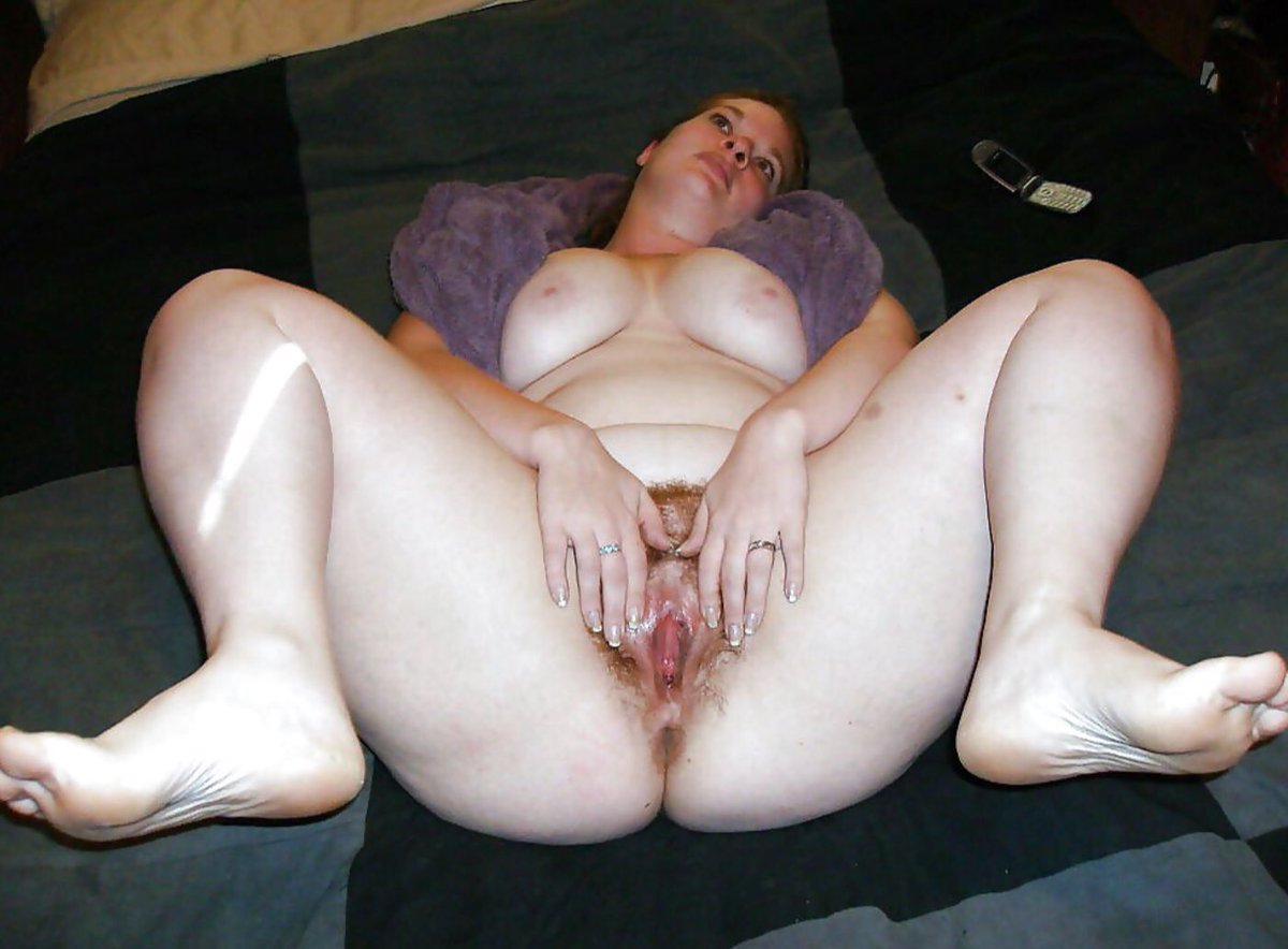 лысая пизда у жирных баб фото