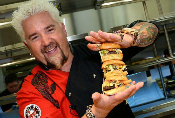 Happy Birthday to Guy Fieri who turns 50 today!
