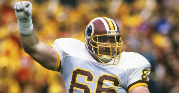 .@Redskins legend @JoeJacoby66HOG was recently named a finalist for the Class of 2018. If elected, would be 23rd tackle enshrined. Has been named a finalist for 3rd time & this marks 20th year of eligibility to be elected to the Hall.   Mo#PFHOF18re: https://t.co/q7avj42wFr