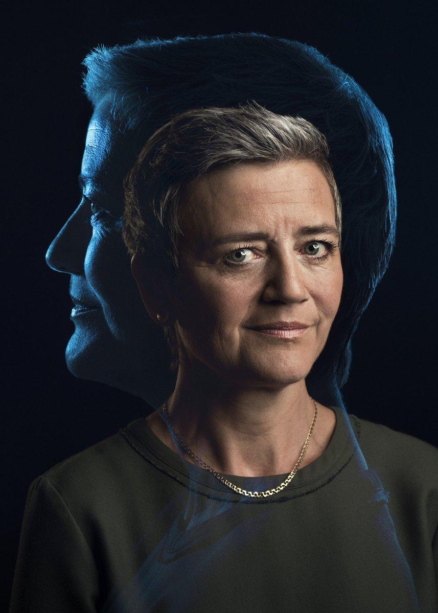 Vi har netop afsløret et nyt portræt af EU's konkurrencekommissær Margrethe Vestager. Portrættet er en del af museets nye særudstilling 'Søren Solkær Portrætter', der kan opleves fra i morgen, 23. januar.