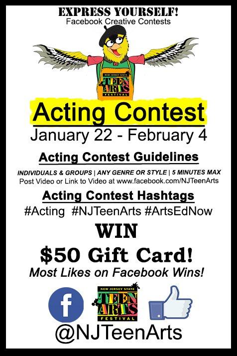 NJ Teen Arts Festival on Twitter: