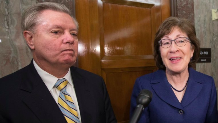 Lindsey Graham and Susan Collins see shutdown deal as opening to help Obamacare insurers https://t.co/W43G9Tdh5M
