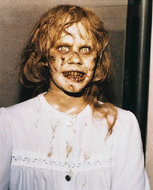 Happy birthday to Linda Blair!! Thank you for scarring me when I was 11