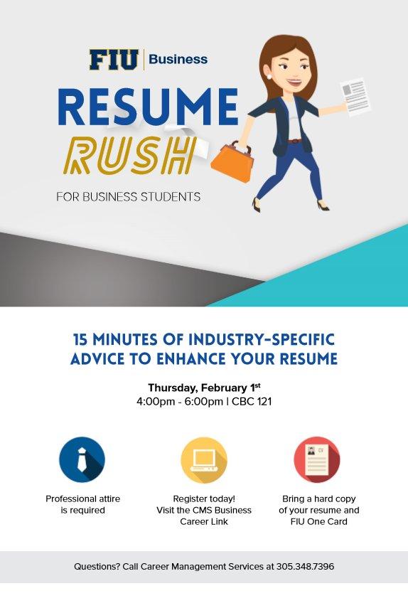 Fiu Cms Resume Professional Resume Templates