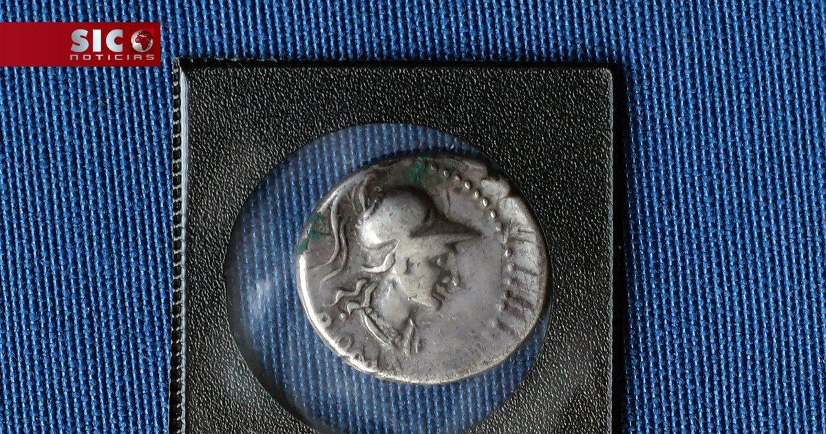 PJ do Norte recupera em Espanha moeda romana 'única' no mundo https://t.co/XCOu5Hv83B