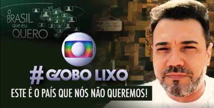 Marco Feliciano bomba na internet com vídeo onde chama a Globo de Globolixo https://t.co/7p2nNQZTlN