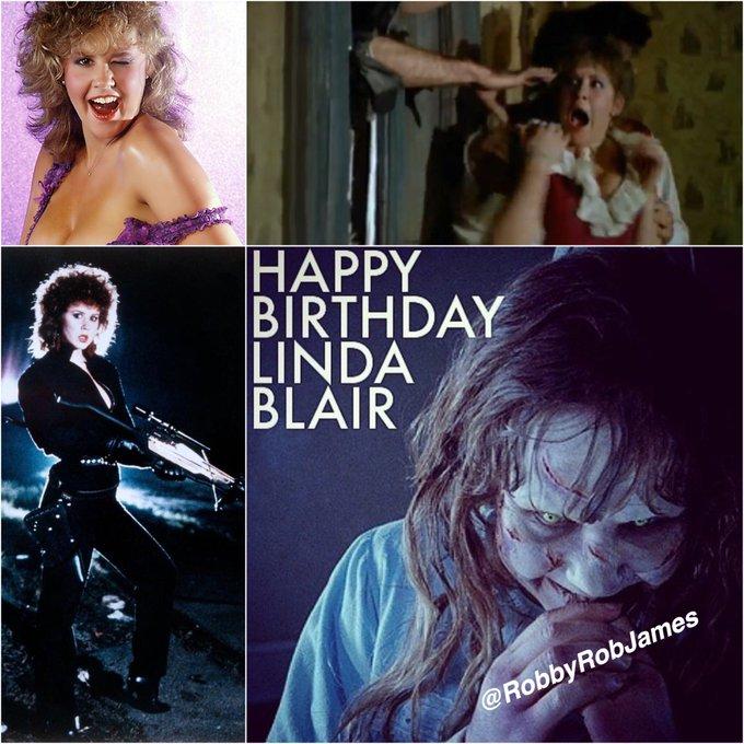 Happy birthday Linda Blair
