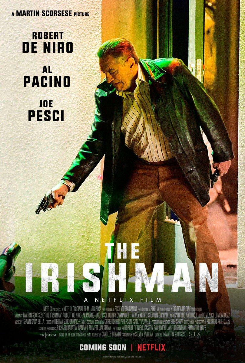 The Irishman de Martin Scorcese avec Robert DeNiro, Joe Pesci et Al Pacino? DUK_YNwX0AEUw43