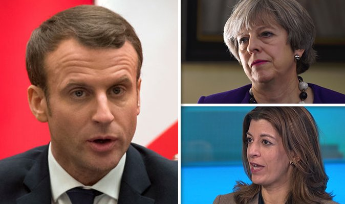 Expert reveals why Macron's visit is good for Brexit Britain - BUT there's a BIG catch https://t.co/sA43IQpaQS