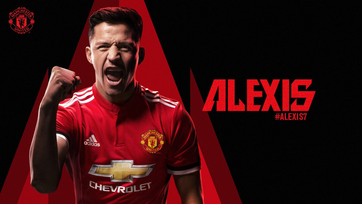 We are delighted to announce the signing of @Alexis_Sanchez from Arsenal.   Full details: https://t.co/nUitNnNbV9