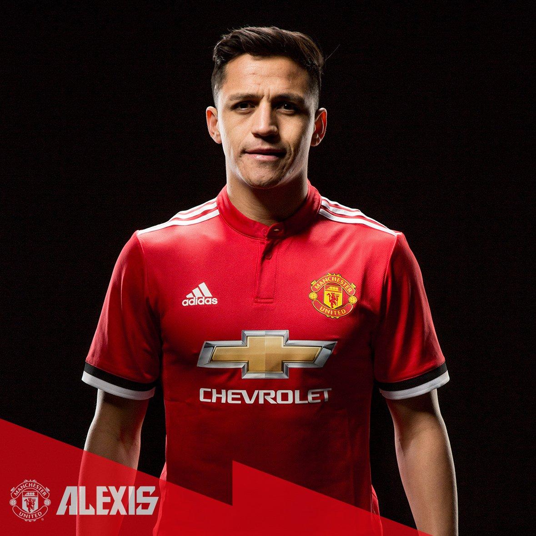 Вот как « Манчестер Юнайтед» объявил о подписании Алексиса Санчеса в Twitter ...