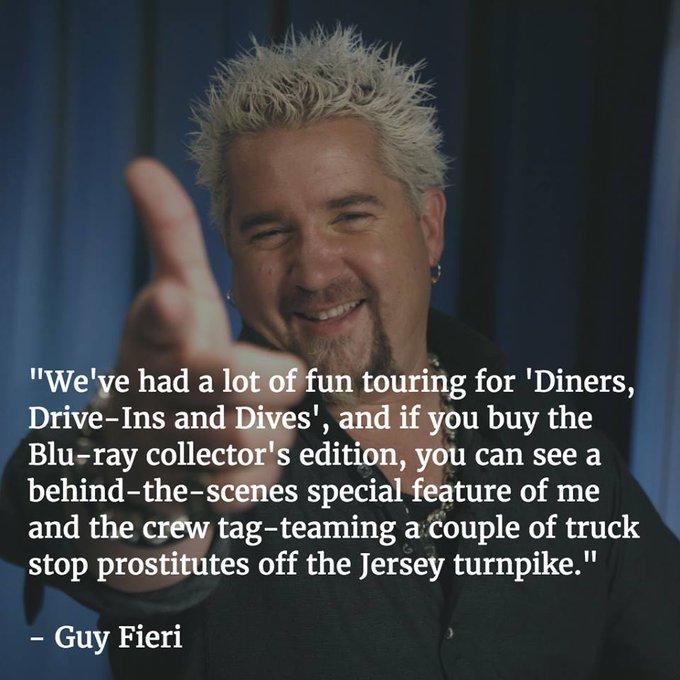 Happy birthday, Guy Fieri!