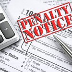 Heads up: The #IRS has increased the penalties for failing to file your correct tax form by the due date! Grab your W2's and head to an #ATC location now: https://t.co/OxDm08jReQ #ATCIncomeTax #EasyAsAtC #IncomeTax #taxes #TaxPenalty