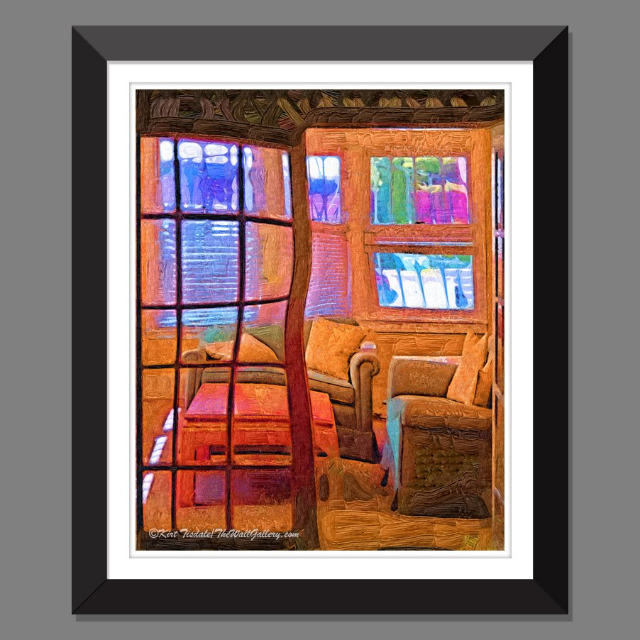 RT @KirtWallGallery: Sun Porch by Kirt Tisdale https://t.co/y9DBg9lObr #thewallgallery #abstractart #artwork https://t.co/6G4XSci0zk