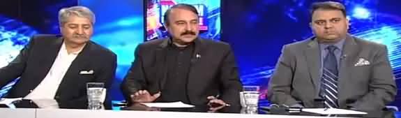 Nadeem Malik Live  - 22nd January 2018 - Shahbaz Sharif Ki NAB Mein Paishi thumbnail